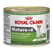 Купить онлайн  ROYAL CANIN MATURE 8+ - Роял Канин для собак старше 8 лет - 195 гр в Зубастик-ДВ (интернет-магазин зоотоваров) с доставкой по Хабаровску и по всей России.
